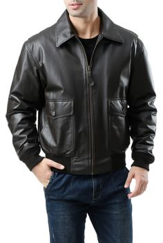 42f3540ce 21 Best Men's Leather/Faux Leather Jackets images in 2015 | Leather ...