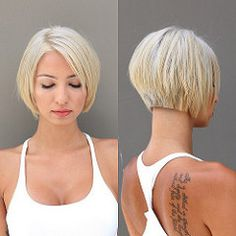 Images for short hair styles 2016 58 Cool Short Hairstyles New Short Hair Trends! – PoPular Haircuts 58 Cool Short Hairstyles New Short Hair Trends! – PoPular Haircuts 31 Superb Short Hairstyles for Women Easy Short Haircuts, Bob Haircuts For Women, Cool Short Hairstyles, Popular Haircuts, Summer Haircuts, Hairstyle Short, Haircut Short, Trendy Haircuts, Haircut Styles