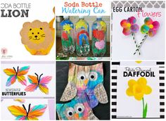 20 Earth Day Kids Crafts And Activities From Recyclables