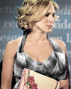 Carrie Bradshaw short hair
