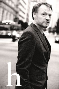 jared harris (prof. moriarty :P) - fantastic actor.