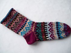 These socks look so warm :)