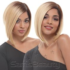 Janet Collection Synthetic Hair Wig Helen - Samsbeauty