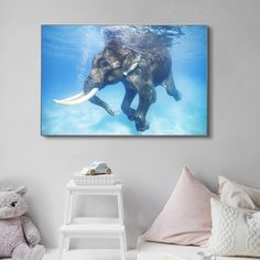 Rajan IV artwork by Jody Macdonald in a neutral kids bedroom Summer On You, Beautiful Interiors, Kids Bedroom, Photo Art, Neutral, Minis, Artwork, Artist, Pictures