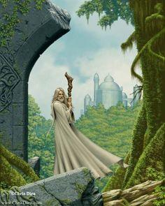 Celtic Deities of Europe, Britain and Ireland Fantasy Wizard, Fantasy Rpg, Medieval Fantasy, King Arthur Legend, Mists Of Avalon, Roi Arthur, Legends And Myths, My Fantasy World, Pagan