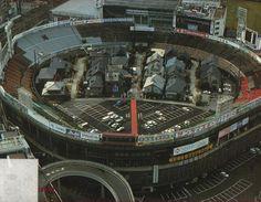 Inocente´s: Os estádios mais estranhos do mundo.