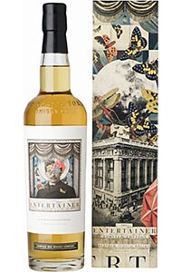 Mark Gillespie of Whiskycast's Tasting Notes for Compass Box The Entertainer