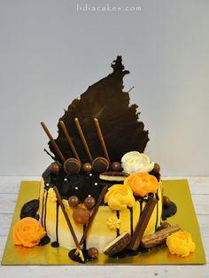 Orange & Chocolate Cake