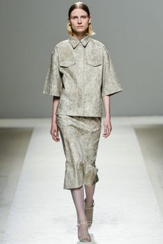 MaxMara Spring 2014 RTW - Review - Vogue