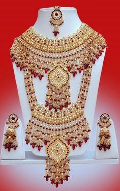 Indian Wedding Necklace Jewelry Indian Wedding Jewelry Tradition