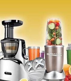 Nutribullet Vs Slow Juicer : 1000+ images about Extractor de jugos on Pinterest Juicing, Salud and Detox juices