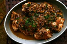 alex's chicken marsala by smitten
