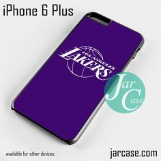 purple lakers Phone case for iPhone 6 Plus and other iPhone devices
