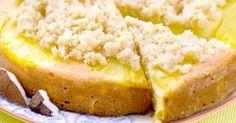 Zutaten:  Für den Teig:      3 Eier     160 g Zucker     5 El Kokosraspeln     170 g Butter     1 EL Kokoslikör     180...