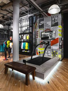 Flatiron Nike Running Store update by David Brady