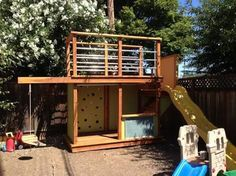 modern playhouse - Google Search