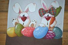 Quels beaux petits lapins a croquer!!