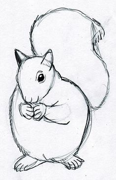 I love drawing animals, especially the furry ones. If you want to ...