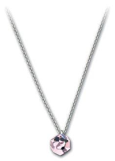 Swarovski Crystal Points of Light Rosaline Pendant Necklace 957045