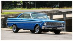 A Ford Falcon by on DeviantArt Old School Muscle Cars, Old School Cars, 65 Ford Falcon, Fastest Bird, Car Man Cave, Cars And Motorcycles, Hot Wheels, Vintage Cars, Cool Cars