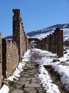 Timgad - Algerie