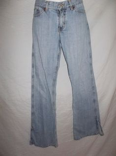 Vintage Lucky Brand Light Wash Women's Blue Jeans Size 8/29 $25.00