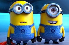 Dave and Stuart Minion craze