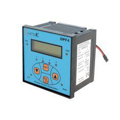 DPF Regolatore di rifasamento. Regolatore automatico di rifasamento con gestione a microprocessore con controllo THD