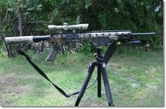 Image result for tripod gun rest