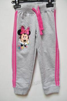 Spodnie dziecięce Myszka Minnie 52074  _A12  (3-8)