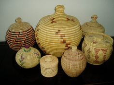basketry materials - Google Search