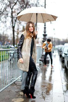 leather, fur & loubutins