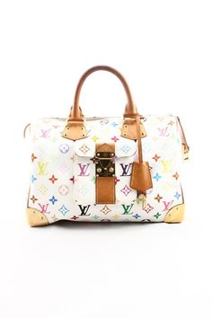 Louis Vuitton Murakami Multicolor Speedy 30 Tote $925 on Threadflip