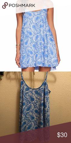 Show Me Your Mumu Bella Dress in Seabreeze EUC. Show Me Your MuMu Dresses