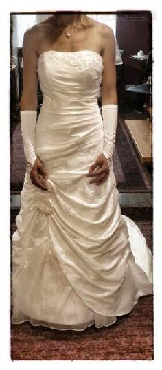♥ Wunderschönes verspieltes Brautkleid abzugeben ♥  Ansehen: http://www.brautboerse.de/brautkleidverkaufen/wunderschoenes-verspieltes-brautkleid-abzugeben/   #Brautkleider #Hochzeit #Wedding