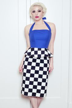 Mod Lyn Dress