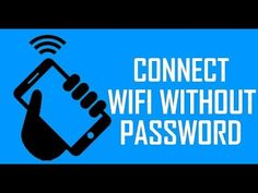 CONNECT WiFi without password in android phone and 100% working 2016