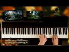 Oz - Fireside Dance Extended, Piano - YouTube