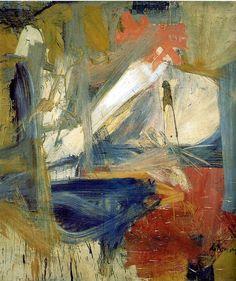 Willem de Kooning 1957