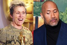 The Rock Formally Invites Frances McDormand into His Marriage | Viral Feed Today