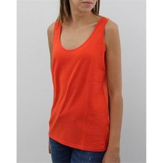 Red XL Fred Perry Womens Top 31052006 7069