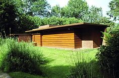 first Usonian house