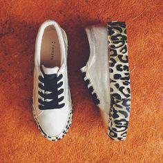 Love Fashion, love shoes, hate heel.