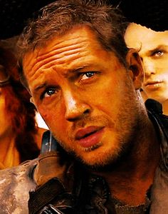 GIF: Tommy as Max Rockatansky - Mad Max: Fury Road (2015) / TH0040