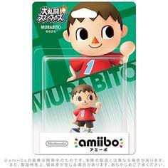 Villager amiibo - Japan Import (Super Smash Bros Series): Amazon.com.mx: Videojuegos