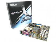 Placa Mãe Asus Socket A7V400-MX AMD Athlon XP - Thoroughbred/ Barton Core 6 Portas USB