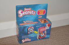 Sweet Secrets Locket Bye Baby