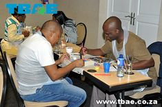 BankservAfrica Art Workshop team building Johannesburg...