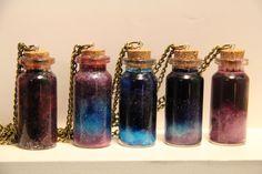 Galaxy in a Bottle by kiran-freak