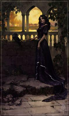 Варвара Яикова,Йеннифер,Witcher Персонажи,The Witcher,Ведьмак, Witcher, ,фэндомы